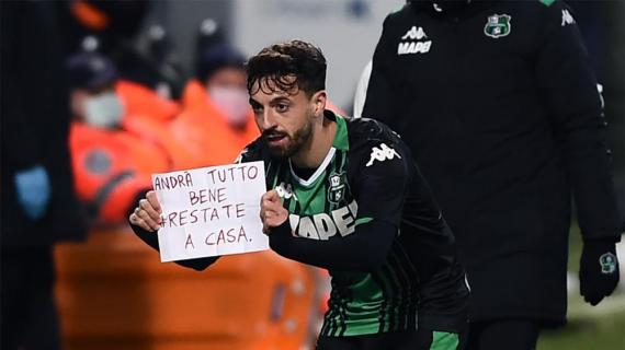 Serie A   si riparte il 19 giugno con Atalanta-Sassuolo