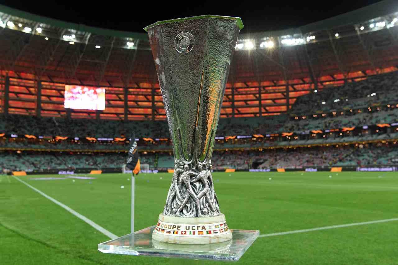 EUROPA LEAGUE tutti i gironi sorteggiati