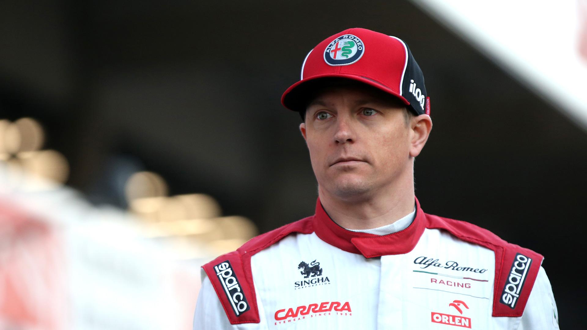 Formula 1 Kimi Raikkonen si ritira addio a fine 2021 alla F1