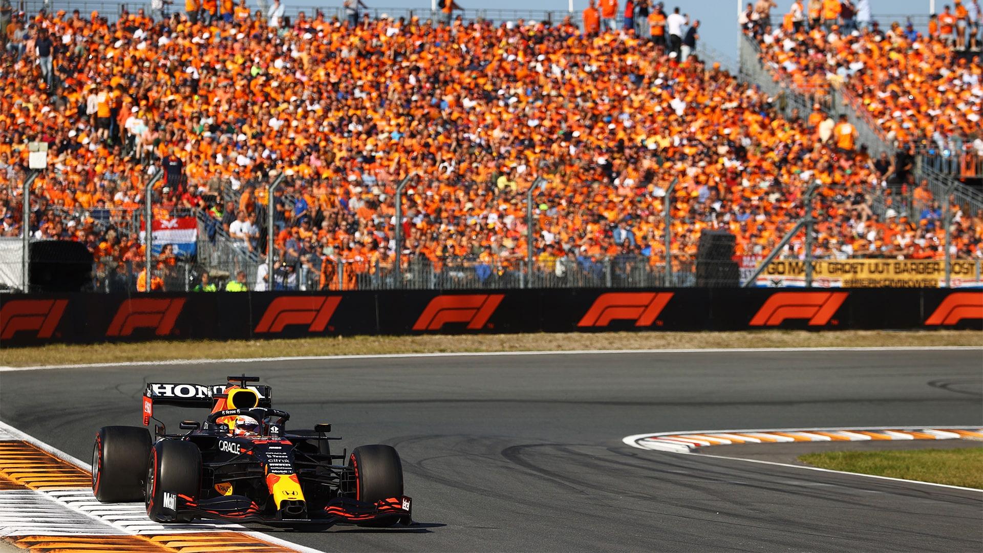 Formula 1 Max Verstappen trionfa in casa VINCERE A ZANDVOORT È INCREDIBILE