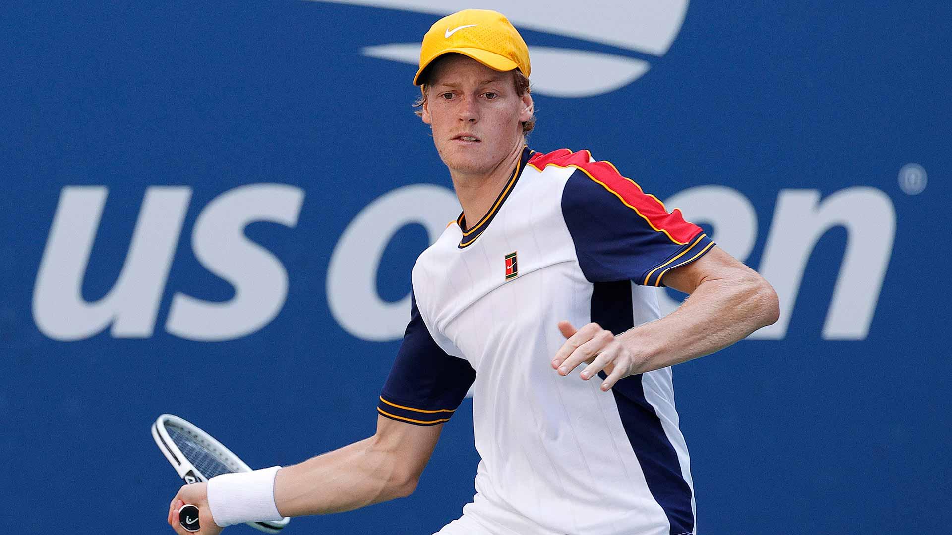 Tennis US OPEN, il tedesco Zverev batte Sinner in 3 set